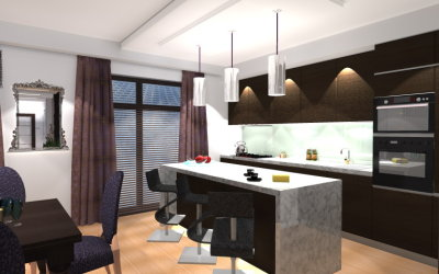 Apartament na Mokotowie