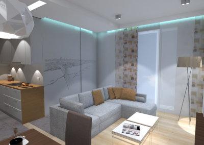 Osiedle City Apartments, 98 mkw.