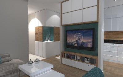 Mieszkanie Dobra Wola
