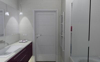 Kuchnia i łazienka, Park Ostrobramska
