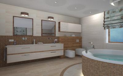 Łazienka w Rejszewie