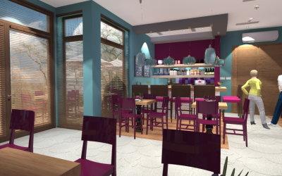 Malinowa Cafe