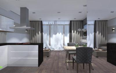 Mieszkanie Ogrody Bluszczańska